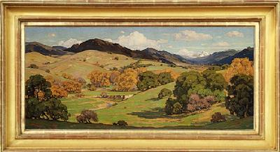 William Wendt at Los Angeles County Museum of Art
